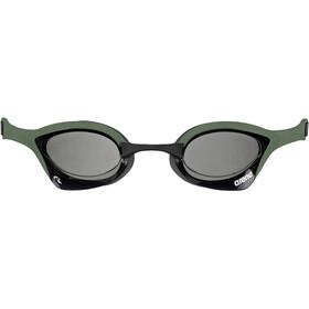 arena Cobra Ultra Swipe Goggles smoke/army/black